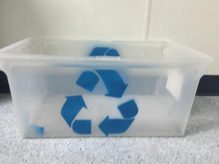 AATL Recycling Bin